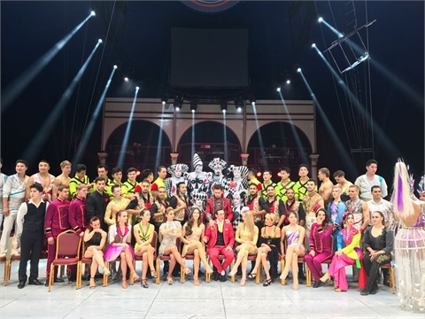 7th Festival International du Cirque Eléphant d'Or - GERONE 2018