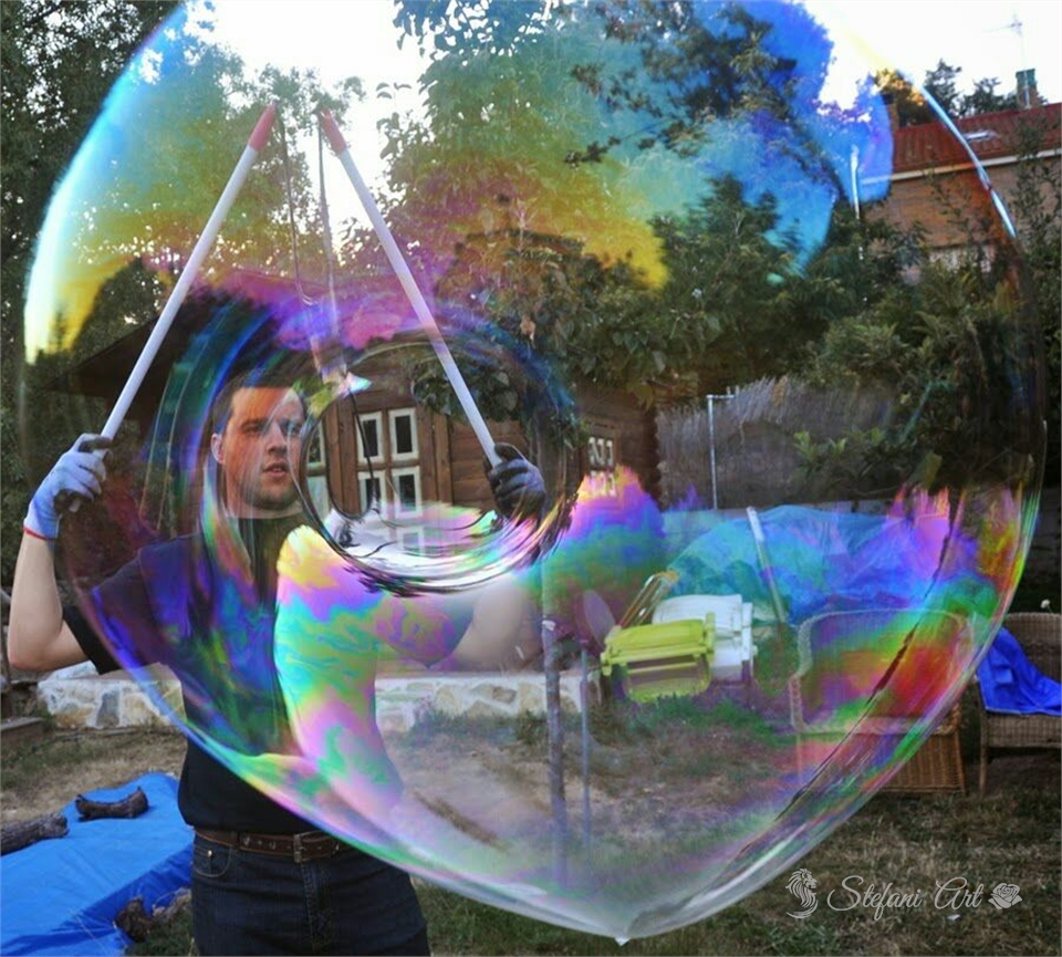 Giant bubble 2