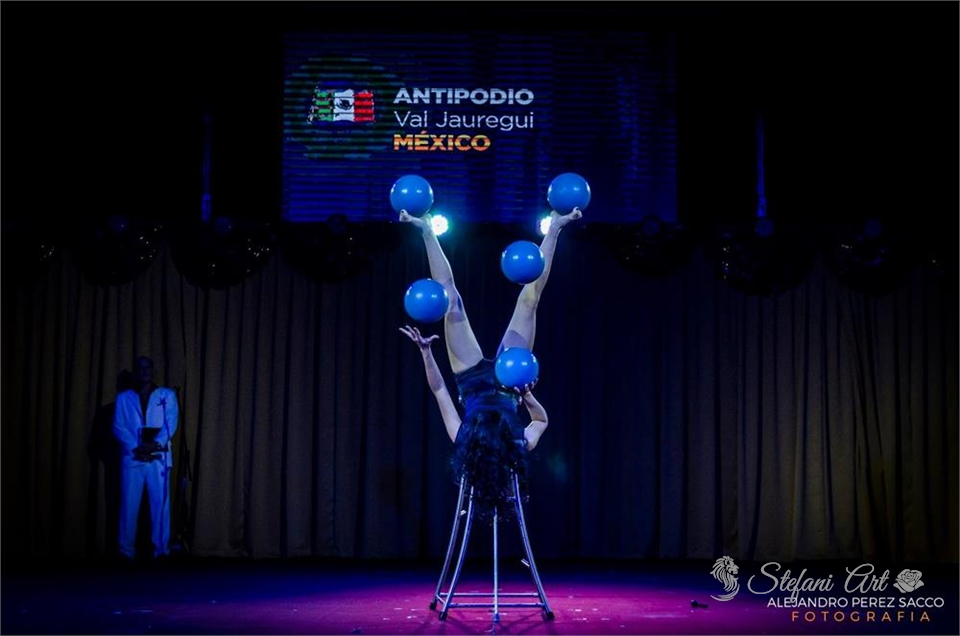 17th International Circus Festival Circuba 2018