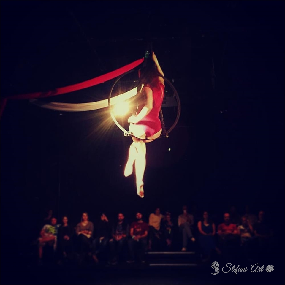 Iowa Circus Arts Showcase