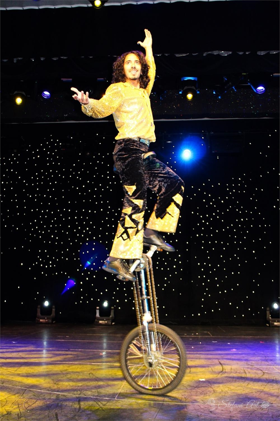 Unicycle 3